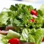 rau sống tốt cho sức khỏe