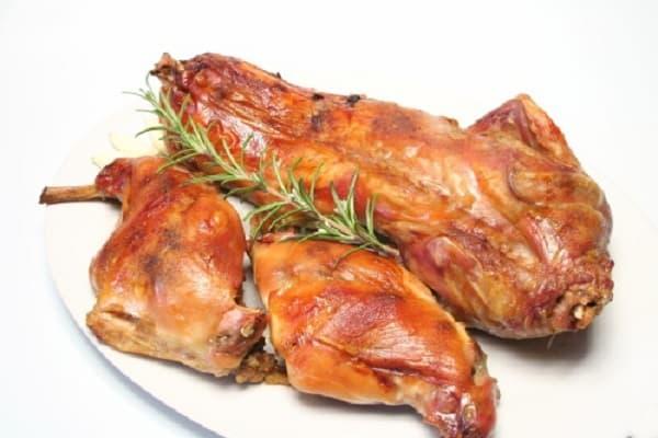 thịt thỏ bổ dưỡng